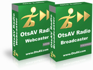 OtsAV Radio products